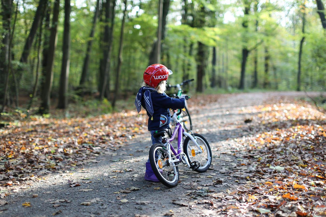 Test Woom Bike 3