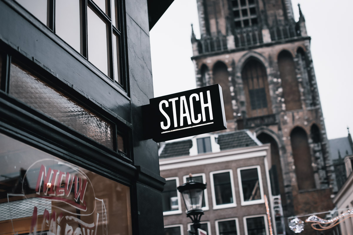Tipps Utrecht - Café take away Stach