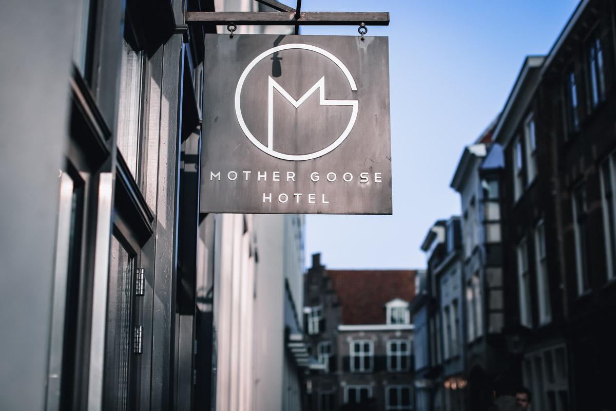 Tipps Utrecht - Mother Goose Hotel