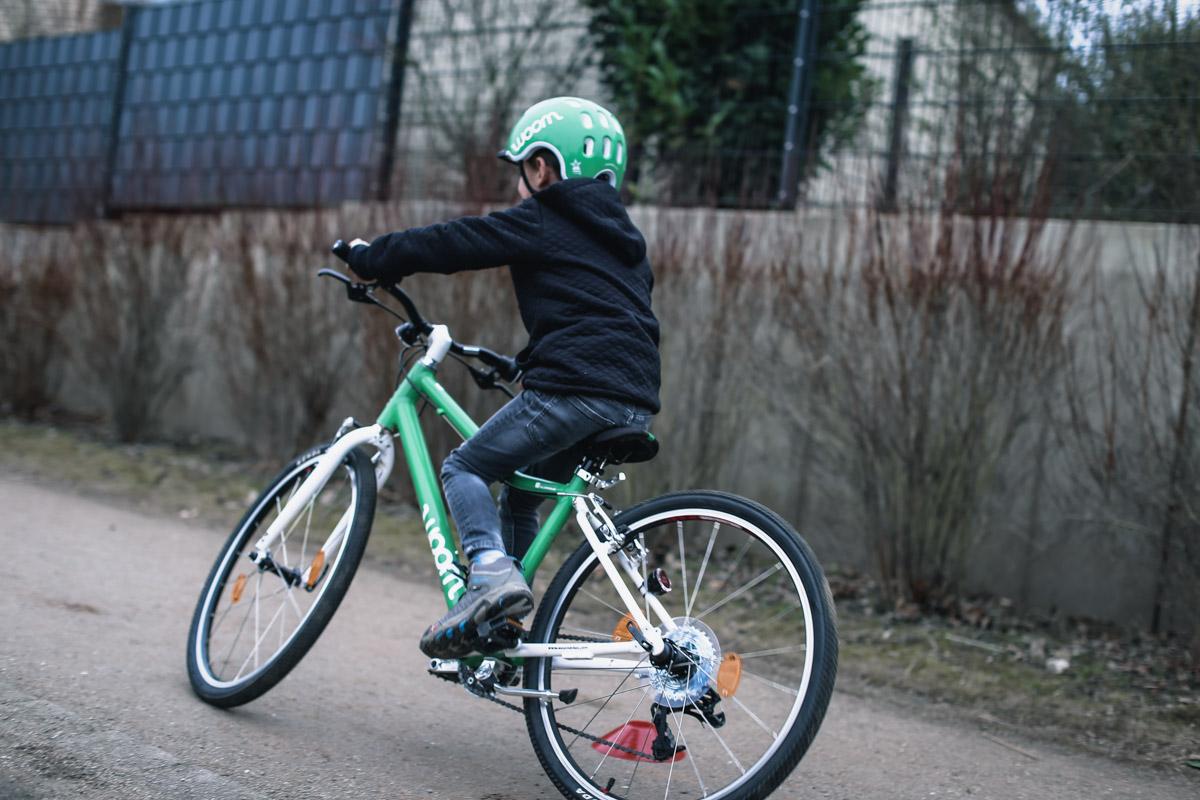 Radfahren Mit Kindern