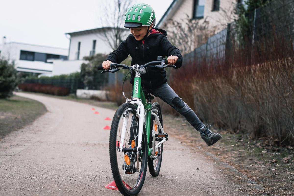 Sicher Biken für Kinder