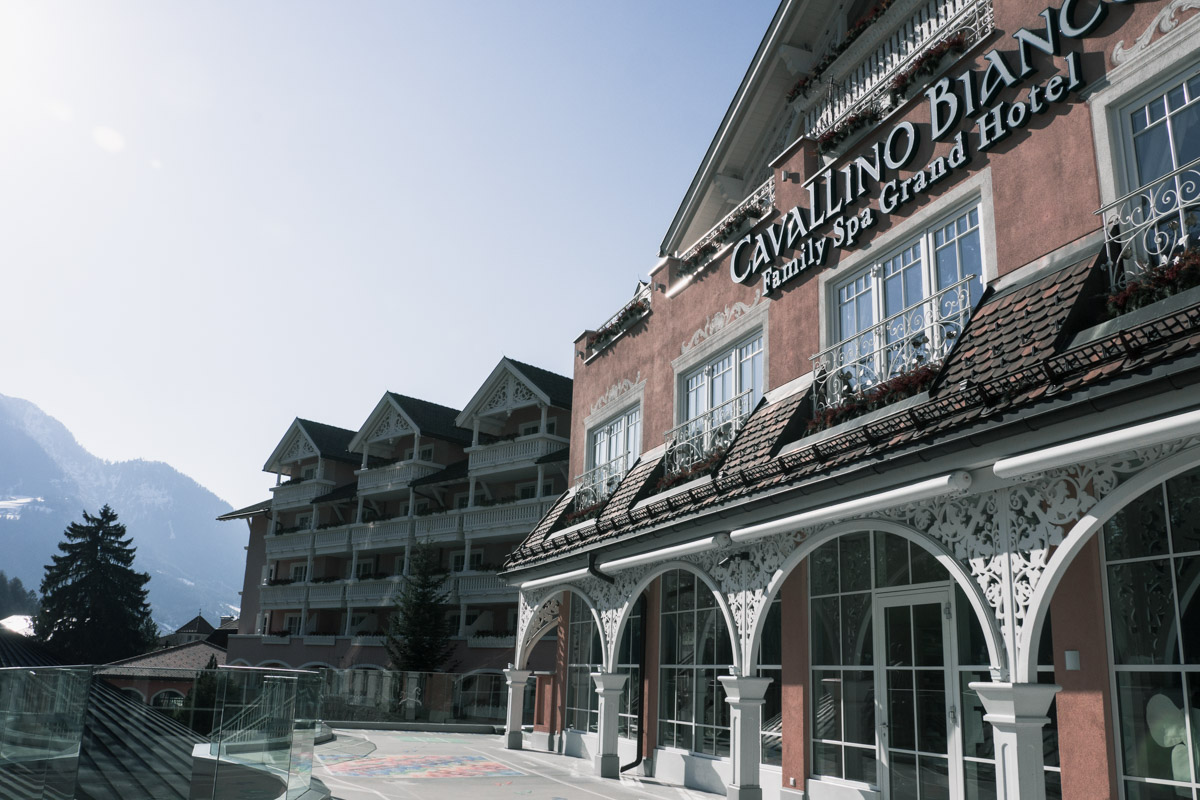 #Hoteltest | Exklusives Familienhotel in den Dolomiten.