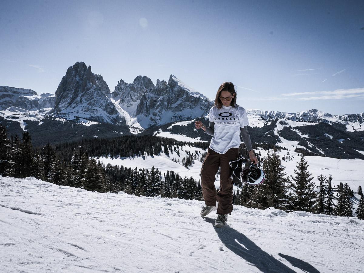 Reisebericht Dolomiten - Seiser Alm