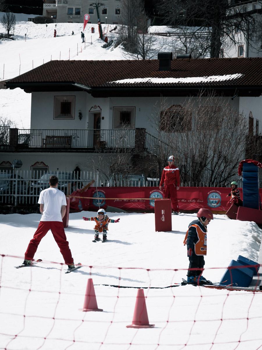 Reisebericht Dolomiten - Skischule Val Gardena Gröden
