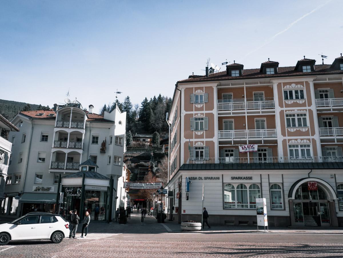 St. Ulrich - Dolomiten