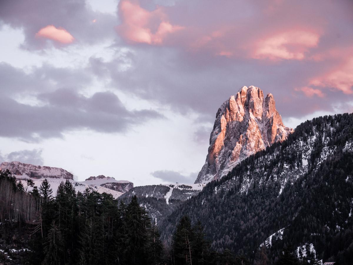 Reisebericht Dolomiten - Langkofel