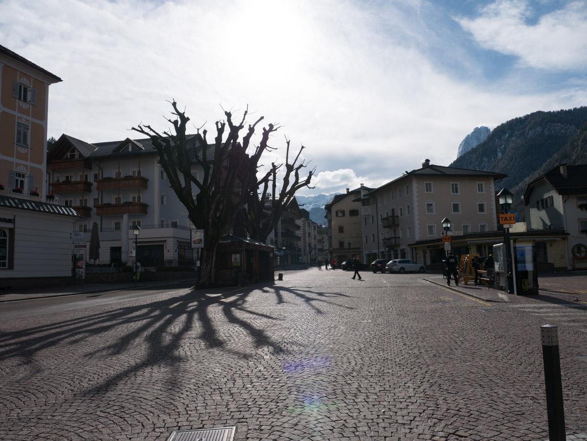 Reisebericht Dolomiten - St. Ulrich, Val Gardena Gröden