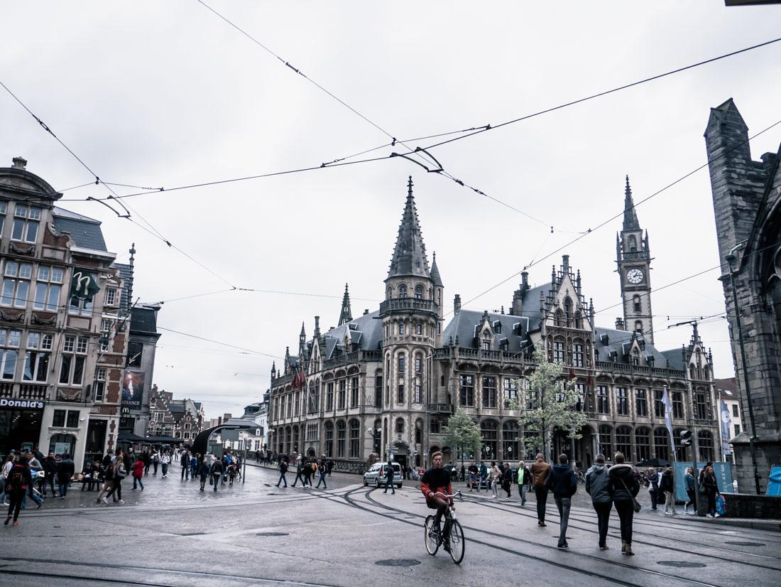 Reisebericht Gent