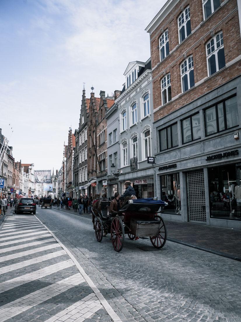 Reisebericht Brügge - Shopping