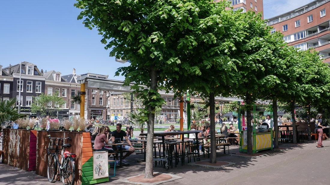 Reisebericht Amsterdam - Bars und Cafés