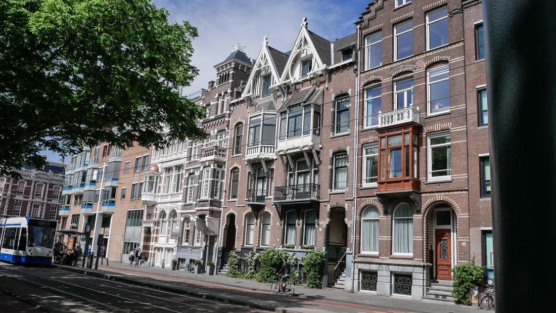 Reisebericht Amsterdam - Sightseeing