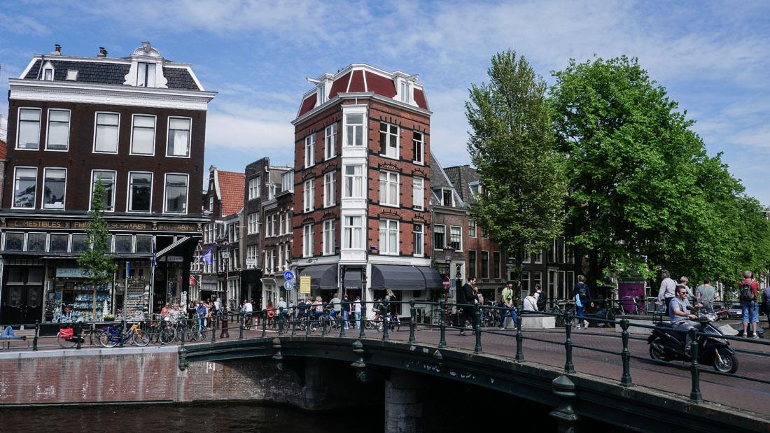 Reisebericht Amsterdam - Routen und Sightseeing