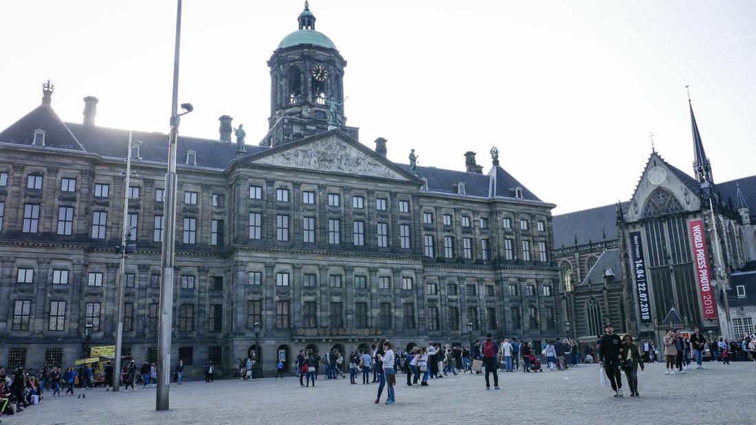 Reisebericht Amsterdam - Zentrum