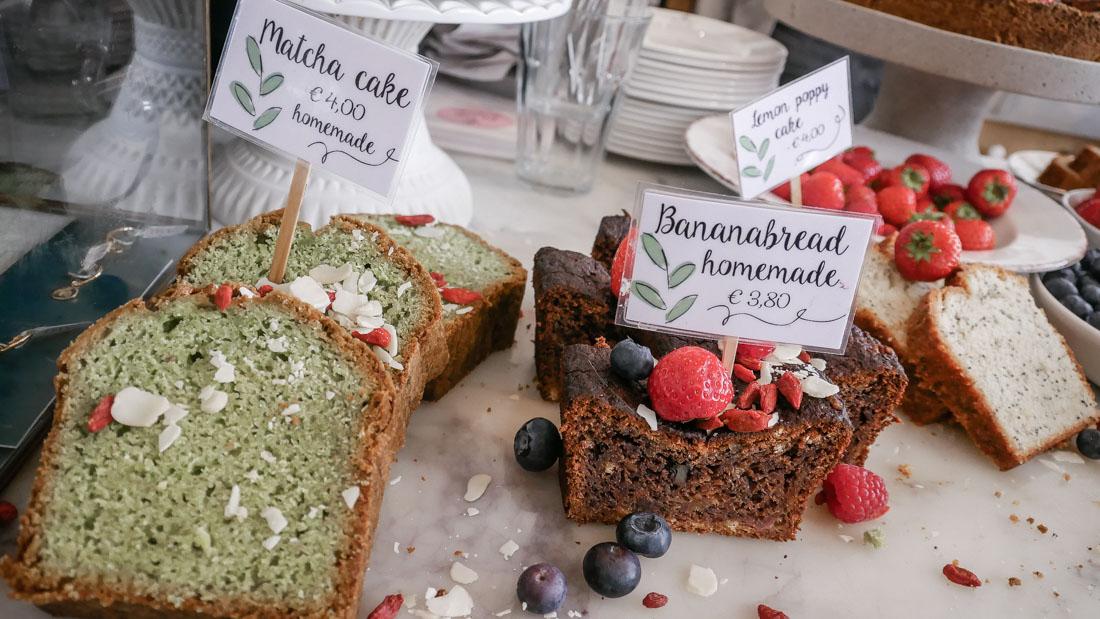Reisebericht Amsterdam - Cafés und Kuchen