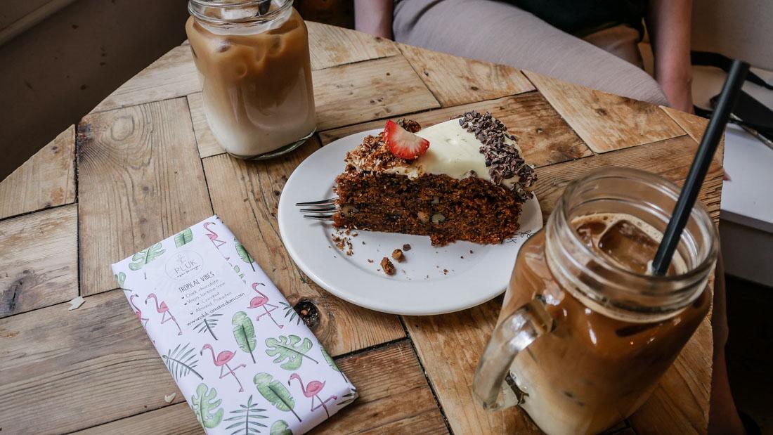 Kaffee und Kuchen Amsterdam