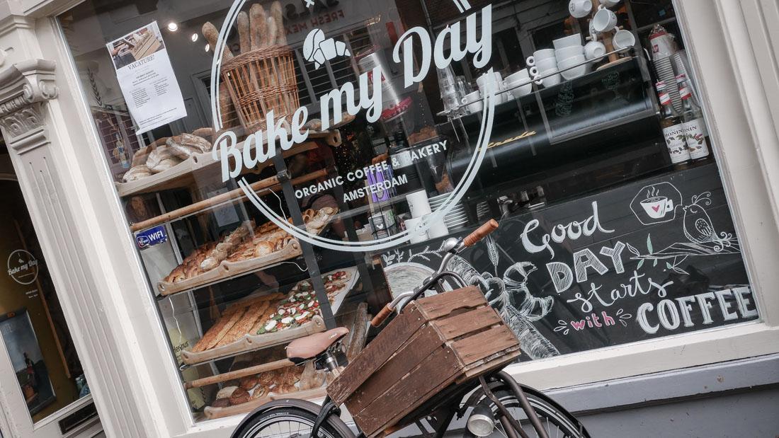 Reisebericht Amsterdam - Frühstück