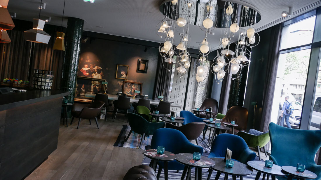 Reisebericht Amsterdam - Motel One Waterlooplein