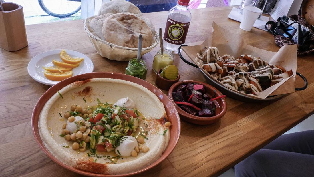 Reisebericht Amsterdam - Hummus