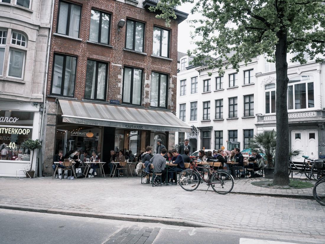 Café Cafématic Antwerpen