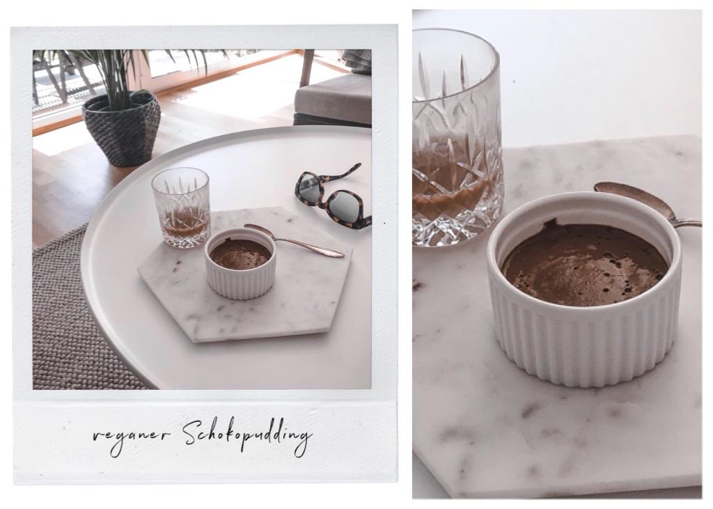#Rezept | veganer Schokopudding / Kakao Pudding.