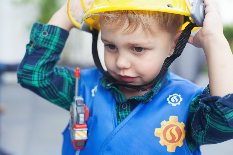 Feuerwehrmann Sam Part, Spiele, Deko
