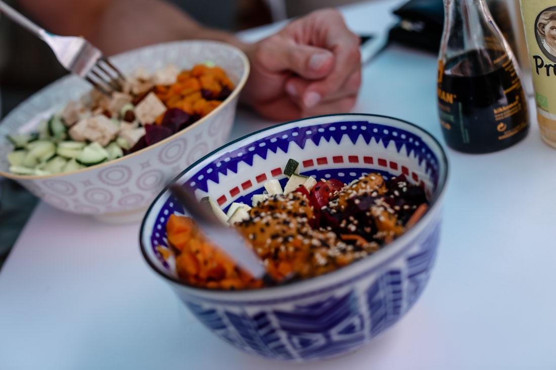 #Köln | Hawaiianische Poke Bowls zum Lunch.