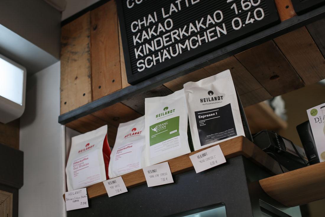Heilandt Kaffee in Köln