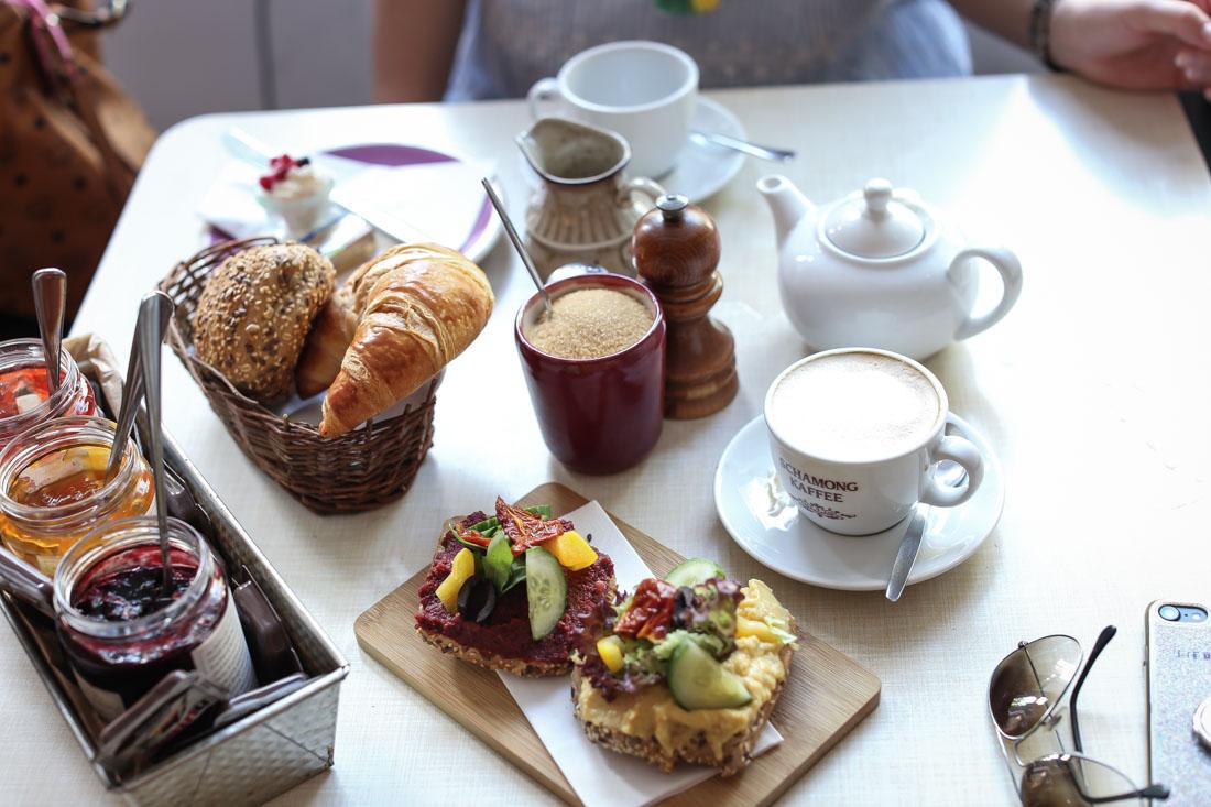 Veganes Frühstück Köln.