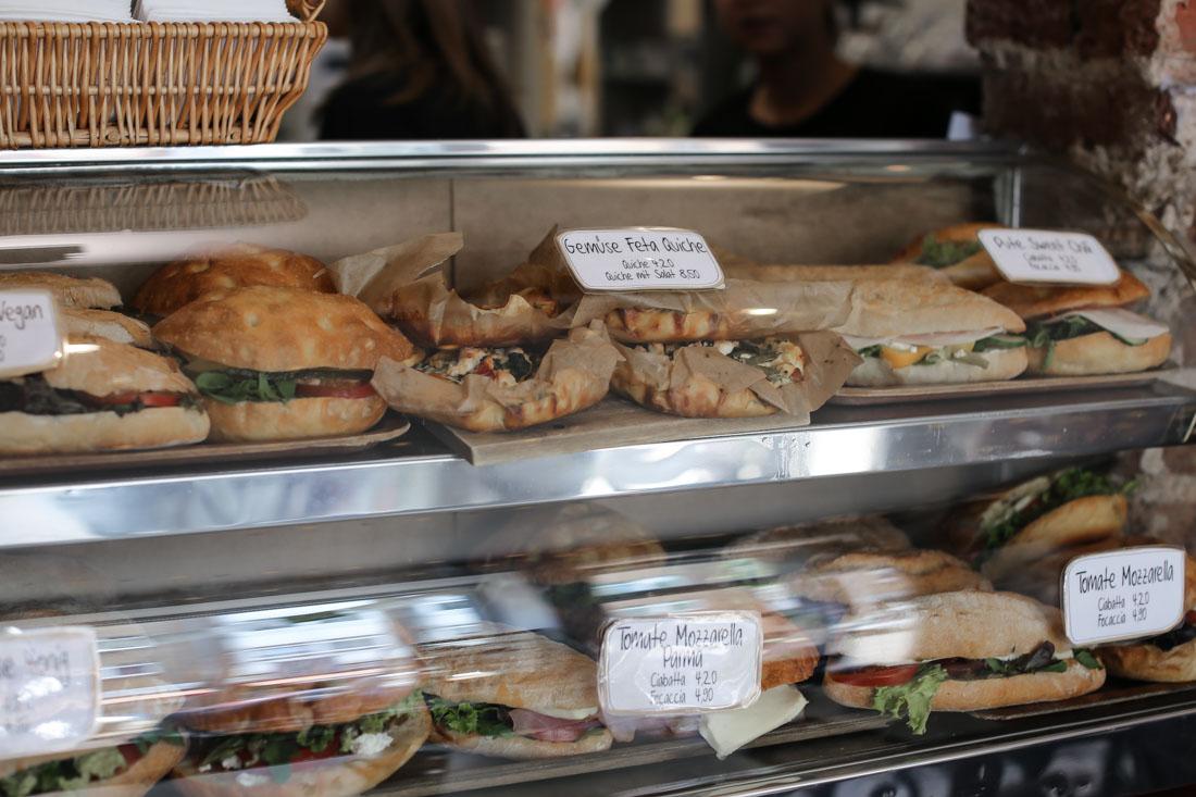 vegan und vegetarisch Frühstücken Köln