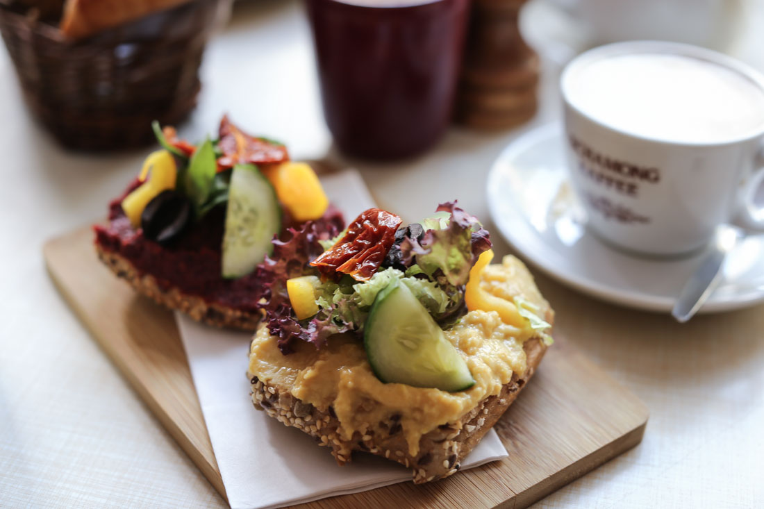 Vegan frühstücken Köln