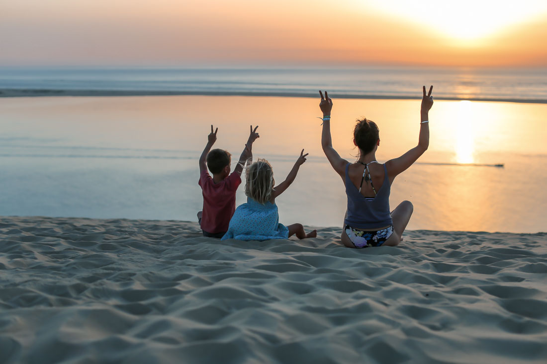 #Travel | Arcachon, eine Wanderdüne und die schönsten Sonnenuntergänge Europas.