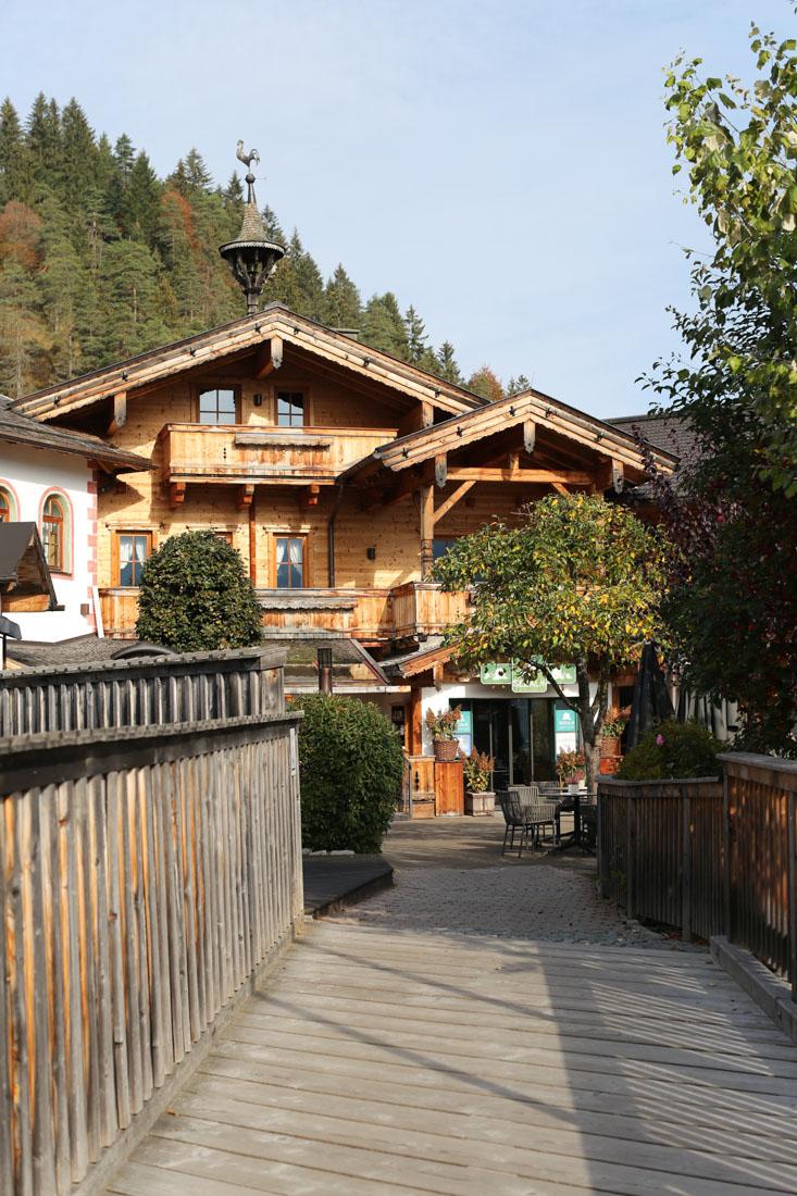Essen im Familienparadies Sporthotel Achensee