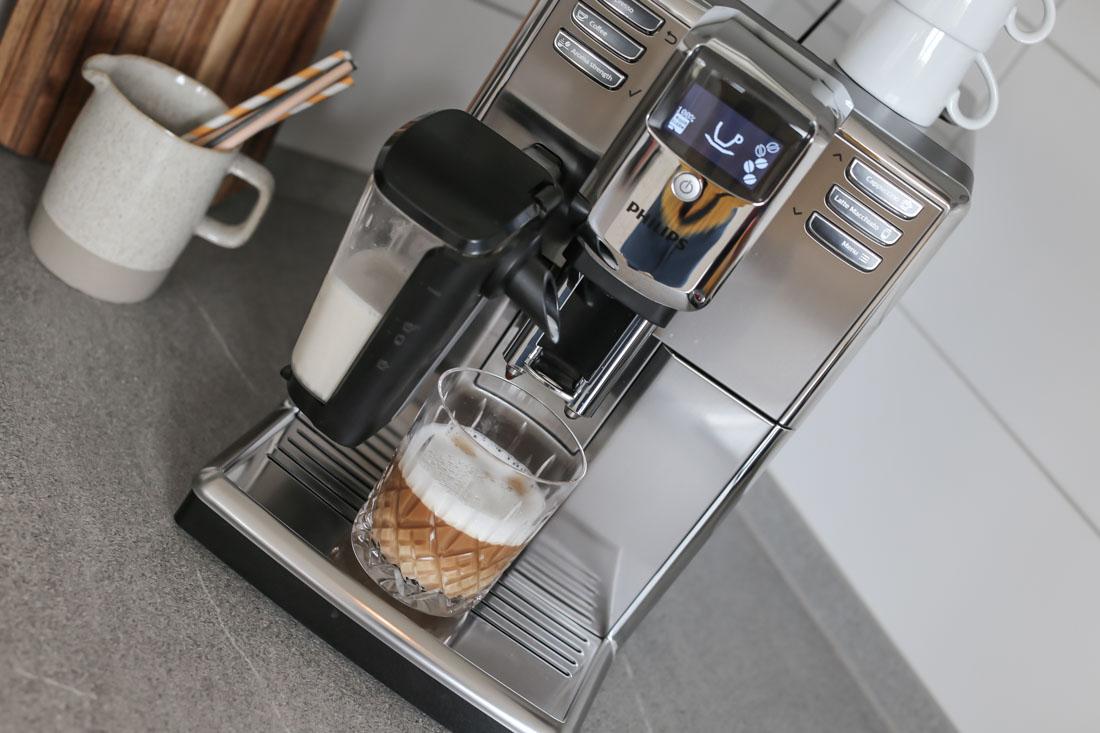 Test: Kaffee LatteGo