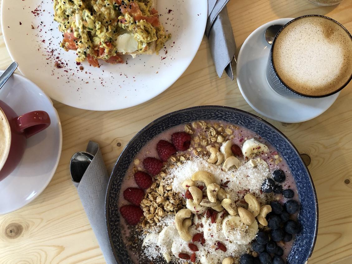 #Köln | Vegetarisch und vegan Essen im Deli & Smooth im Belgischen Viertel.