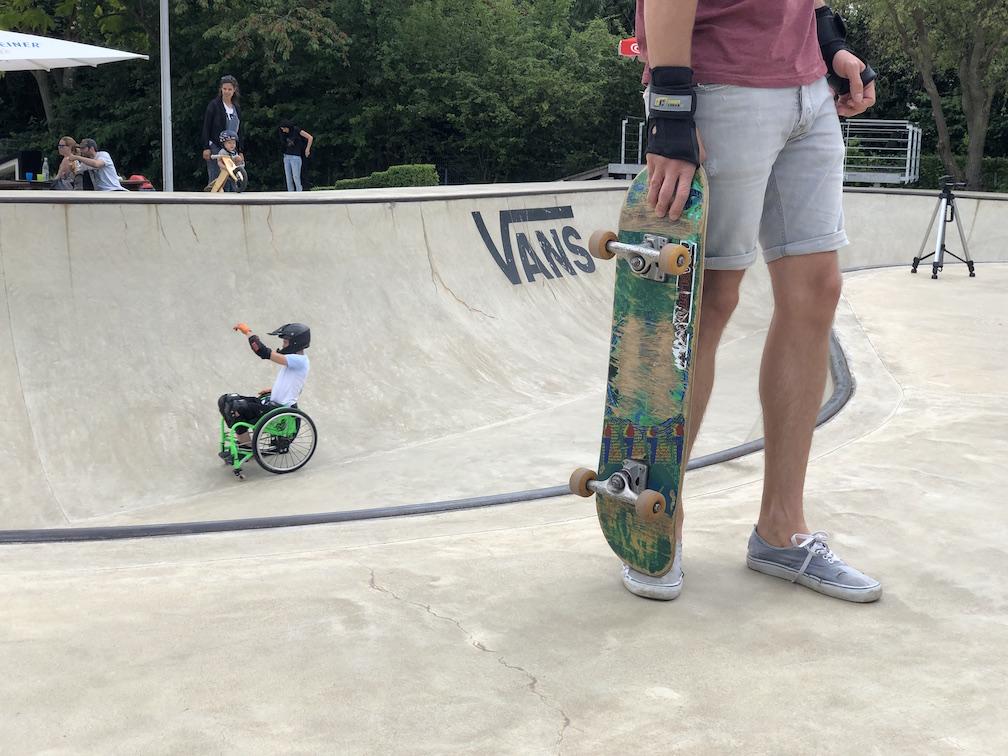 Skatepark in Köln