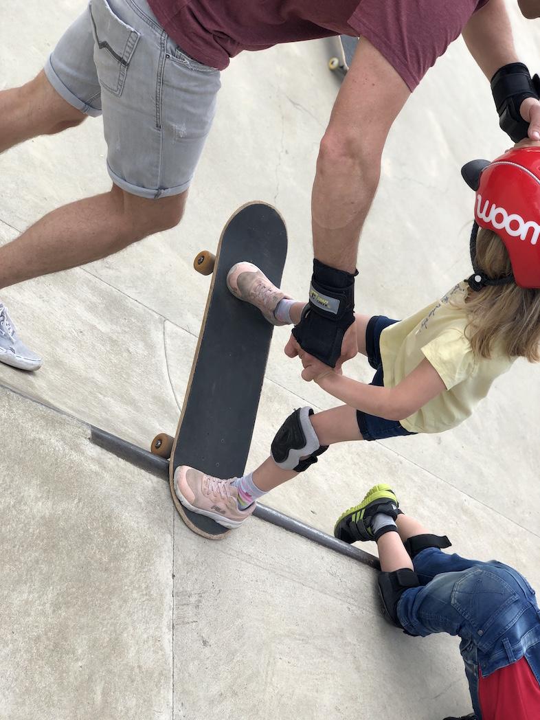 Skateboard Unterricht Köln
