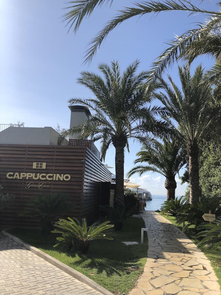 Café Cappucciono Ibiza