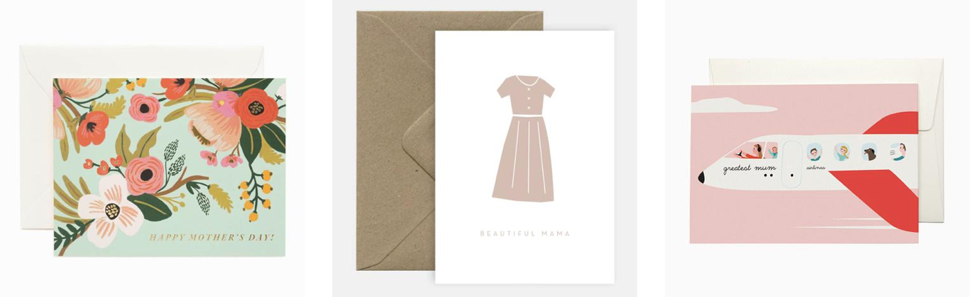 Postkarten zum Muttertag